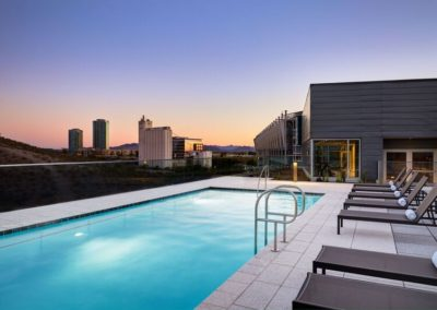 77-AC Rooftop Pool