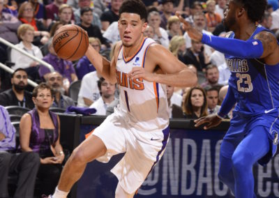 Phoenix Suns v Dallas Mavericks