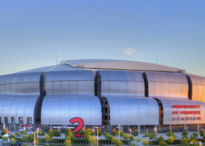 University of Phoenix Stadium HDR Panorama