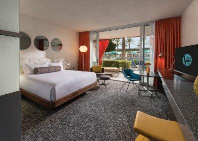 Hotel Valley Ho - Cabana Guest Room