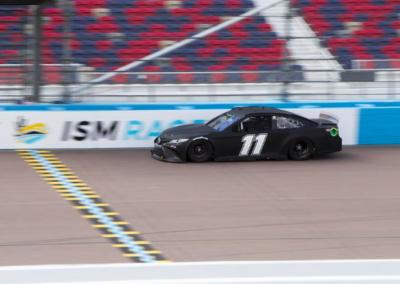 ISM racecar