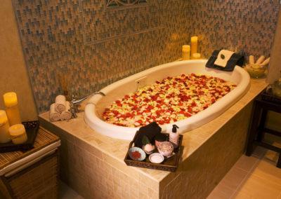 Spa Botanica at Renaissance Glendale Hotel hydro tub