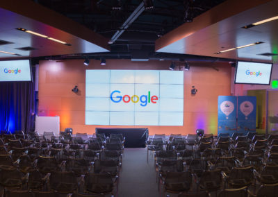 VIP GS- PANORAMIC- LEDs- LED Wall- Google Nueralyzer- 14